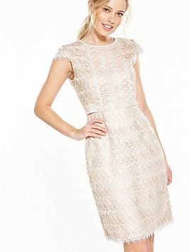 Phase Eight Ally Dress - Cream