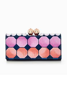 ted-baker-marina-mosaic-teardrop-bobble-matinee-purse-navy
