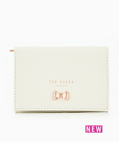 ted-baker-curved-metal-bow-mini-purse-ivory