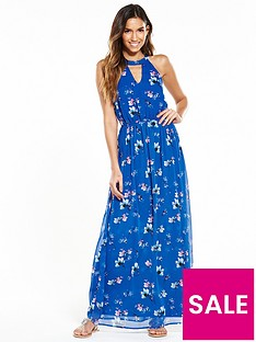vero-moda-wilmaranbspmaxi-dress-nbsp--bluenbsp