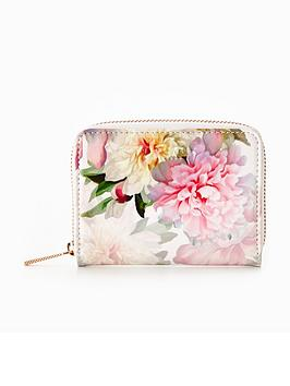 ted-baker-ted-baker-printed-posie-zipped-mini-purse