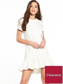 miss-selfridge-peplum-hem-t-shirt-dress