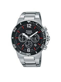 pulsar-pulsar-black-dial-chronograph-stainless-steel-bracelet-mens-watch