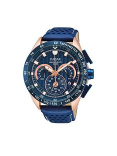 pulsar-blue-chronograph-blue-strap-mens-watch