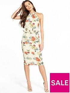 hope-ivy-halter-neck-floral-dress