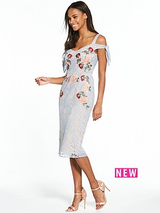 hope-ivy-blue-lace-bodycon-dress