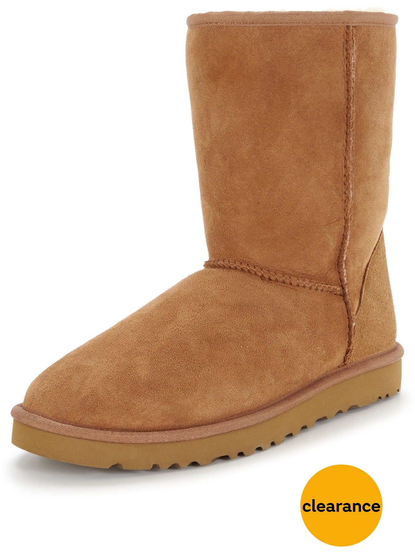 UGG Classic Short Boot 1600169009 Men's Shoes UGG Boots