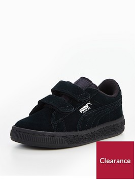 puma-suede-2-straps-infant-trainer