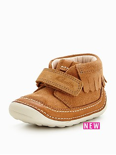 clarks-little-aklark-first-boot