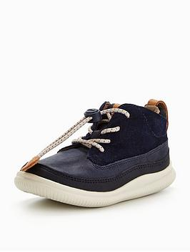 Photo of Clarks cloud air first boot