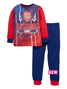 arsenal-football-pyjamas