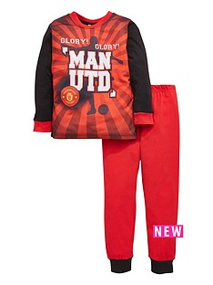 manchester-united-football-pyjamas