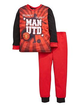 manchester-united-football-pyjamas