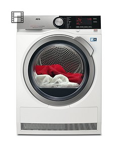 AEG T8DEC846R 8000 Series 8kg Load Tumble Dryer