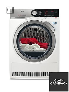 aeg-t8dec846r-8000-seriesnbsp8kgnbspload-tumble-dryernbsp--white