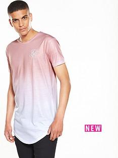 sik-silk-faded-curved-hem-tshirt