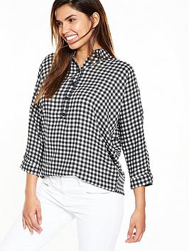 v-by-very-oversized-gingham-shirt