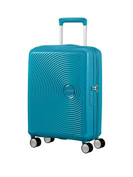 American Tourister Soundbox 4-Wheel Cabin Case