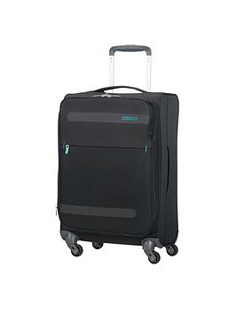 American Tourister Herolite Superlight 4-Wheel Cabin Expander Case