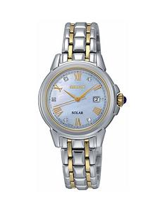 seiko-diamond-dial-two-tone-solar-bracelet-ladies-watch
