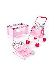 hauck-hauck-3-in-1-doll039s-play-amp-care-set