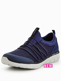 skechers-skechers-synergy-20-simply-chic-bungee-slip-on-trainer