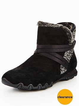 skechers-bikers-flare-strap-ankle-boot