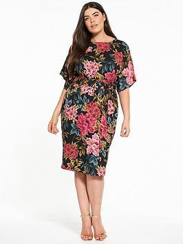 v-by-very-curve-print-kimono-dress