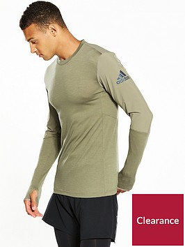 adidas-workout-long-sleeve-top