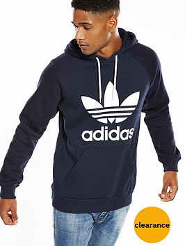 adidas-originals-adicolor-trefoil-pullovernbsphoodie
