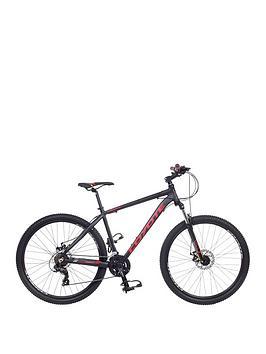 Image of Coyote Lakota 21 Speed Mens Bike 20 inch Frame, Black, Men