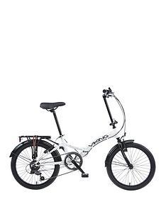 Viking Metropolis Unisex 6 Speed Folding Bike 13 inch Frame