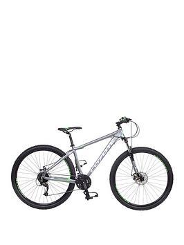 Image of Coyote Yakama Mens 27 Speed Moutanin Bike 19 inch Frame, Grey, Men