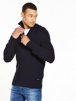 boss-orange-textured-14-zip-jumper