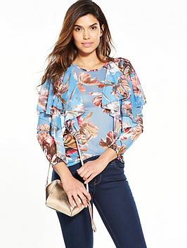 v-by-very-frill-mesh-printed-top