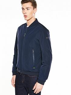 boss-green-bomber-jacket