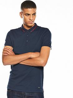 boss-orange-tipped-polo-shirt
