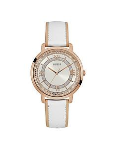 guess-rose-gold-with-white-dial-and-white-leather-strap-ladies-watch