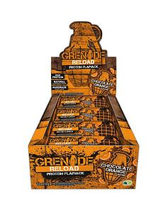 grenade-reload-chocolate-orange-protein-flapjack