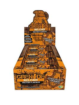 grenade-reload-chocolate-orange-protein-flapjack