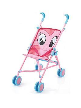 my-little-pony-my-little-pony-my-little-pony-dolls-umbrella-stroller-pinkie-pie-one-colour