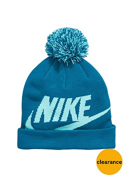 nike-childs-nsw-pom-pom-beanie