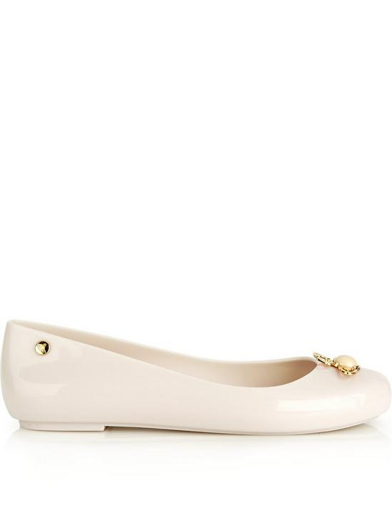 86a1e5c5580 Vivienne Westwood For Melissa Space Love 18 - Ivory