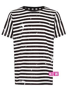 river-island-boys-white-stripe-print-short-sleeve-t-shirt