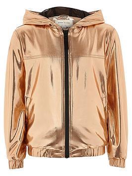 river-island-girls-gold-hooded-bomber-jacket