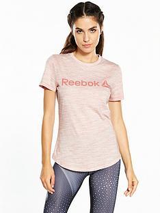 reebok-elements-logo-marble-t-shirt-peachnbsp