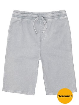 river-island-boys-grey-washed-jersey-shorts