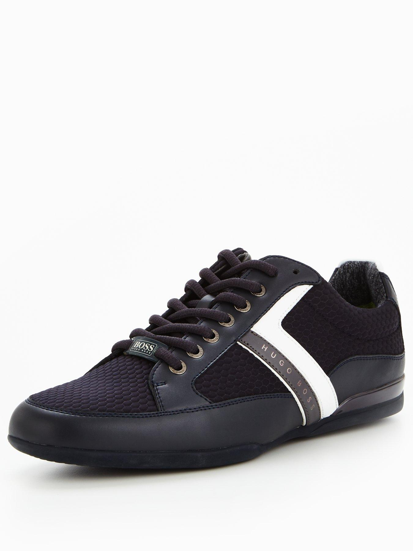 Hugo Boss GREEN SPACE LOW TRAINER 1600173172 Men's Shoes Hugo Boss Trainers