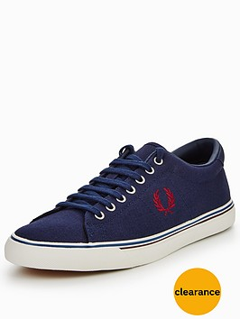 fred-perry-underspin-canvas-plimsolls