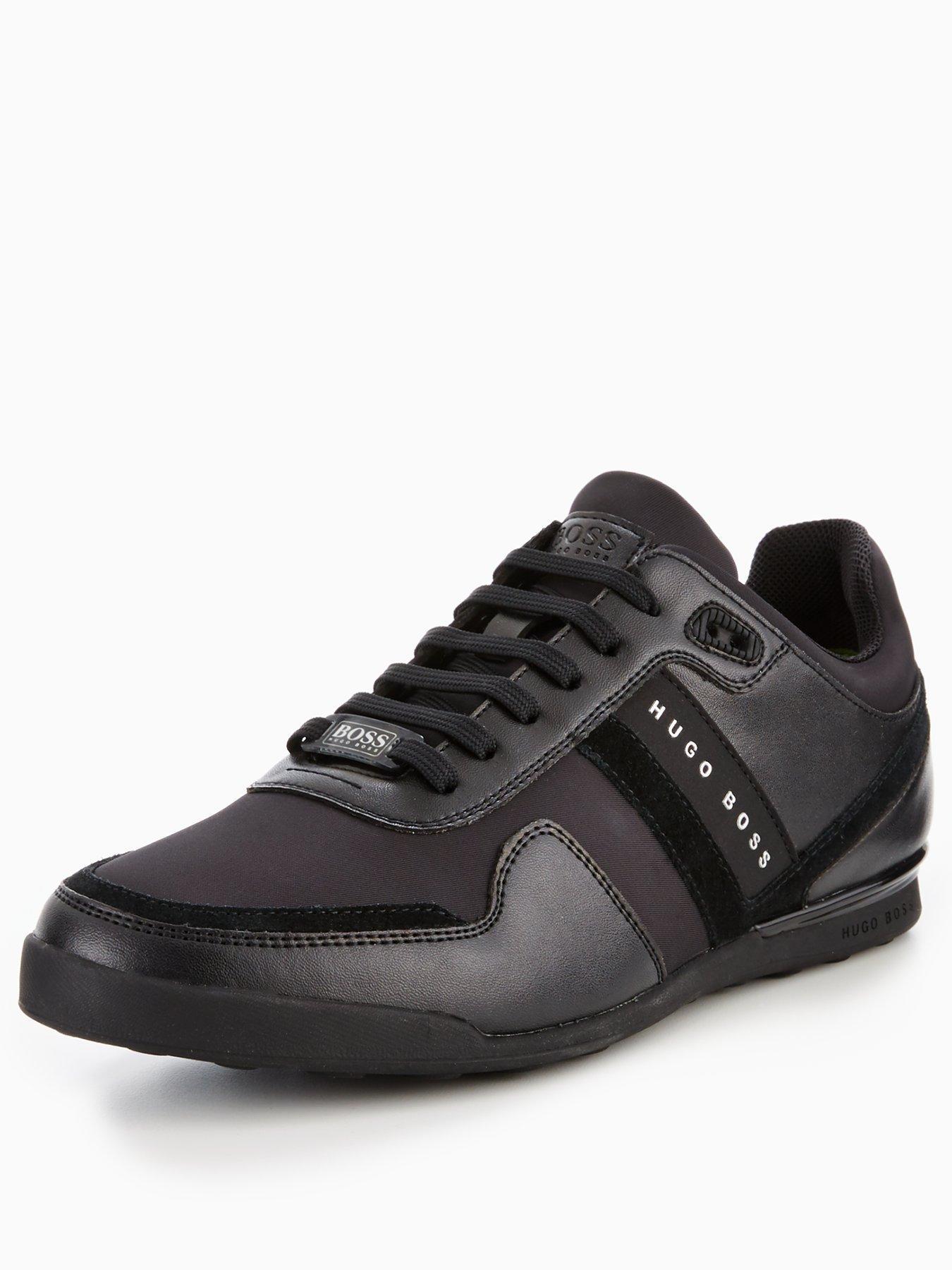 Hugo Boss GREEN ARKANSAS LOW TRAINER 1600173166 Men's Shoes Hugo Boss Trainers